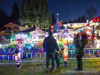 Powering up 'pleasures' over pandemic: Christmas lights, decorations out early to counter COVID gloom