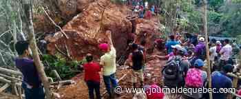 Accident dans une mine au Nicaragua, des chercheurs d'or bloqués