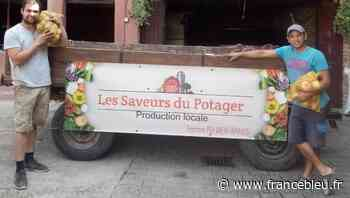 Les Saveurs du potager à Roeschwoog, un nouveau magasin de producteurs qui vient d'ouvrir. - France Bleu