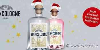 Gin de Cologne: Das GINvolle Geschenk, jetzt versandkostenfrei - Express.de