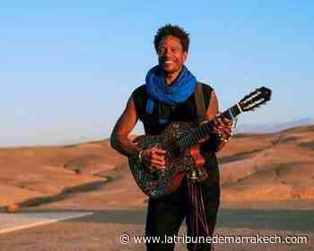 Gary Dourdan, la star de la série Les Experts est à Marrakech - latribunedemarrakech.com