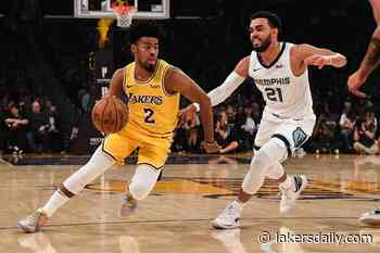 Report: Quinn Cook re-signs with Los Angeles... - Lakers Daily