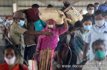 Coronavirus news live updates: Karnataka registers over 1,200 new Covid-19; US records more than 2.25 lakh new cases - Deccan Herald