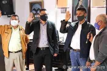 La juventud en la presidencia del Concejo de Quinchía - El Diario de Otún