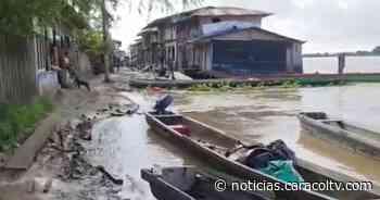 Otra emergencia en Riosucio: más de 100 casas están en riesgo por creciente del río Atrato - Noticias Caracol