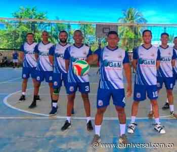 Tolú conquistó subtítulo en departamental de voleibol en Córdoba - El Universal - Colombia