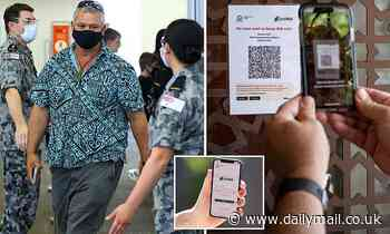 Western Australia introduces new app to help with contact tracing as QR codes become mandatory