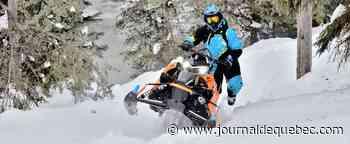 Un hiver bien différent pour les motoneigistes