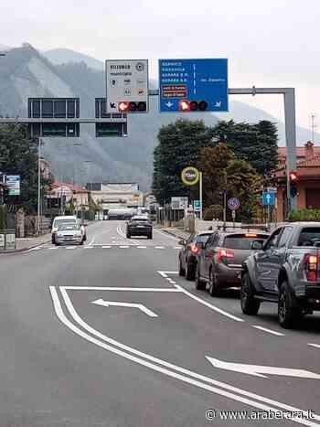 VILLONGO - 400 mila euro dalla Provincia per la rotonda che sostituirà il semaforo. I lavori nel 2022 - Araberara