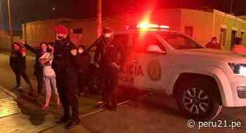 Intervienen a tres regidores de Santiago de Cao por participar de fiesta en módulo de serenazgo | VIDEO - Diario Perú21