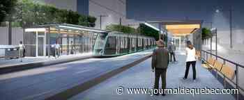 Tramway de Québec: le tracé à l'ouest sera préservé, Lebourgneuf préféré à Charlesbourg au nord-est