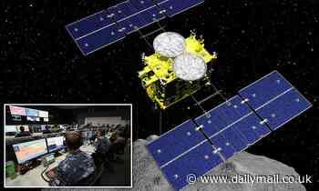 FIREBALL to light up the Australian sky on Sunday morning as Hayabusa2 returns to Earth