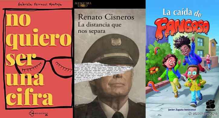 Feria del Libro Ricardo Palma: ¿qué libros regalar por Navidad? - El Comercio Perú