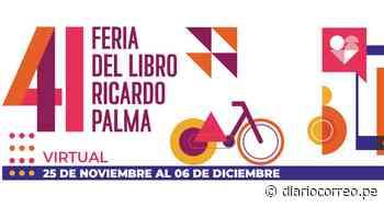 Feria Ricardo Palma 2020: conoce las actividades que se realizarán en este último fin de semana - Diario Correo