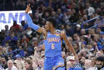 Thunder among few NBA teams with 0 games on national TV this season