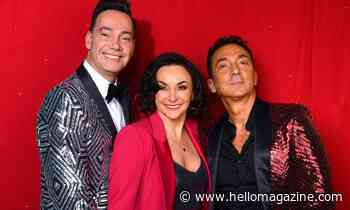 Craig Revel Horwood tells Shirley Ballas why he's glad Bruno Tonioli isn't returning to Strictly - video