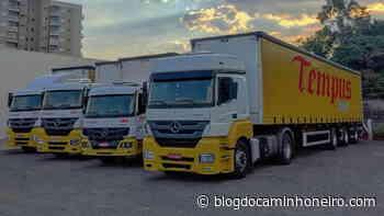 Tempus Cargas tem vagas para motoristas truck em Monte Mor-SP - Blog do Caminhoneiro