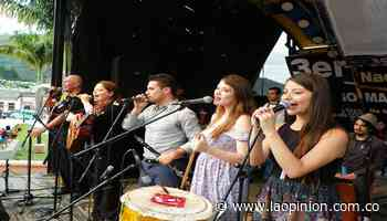 En Pamplonita, Festival Nacional de Música Andina - La Opinión Cúcuta
