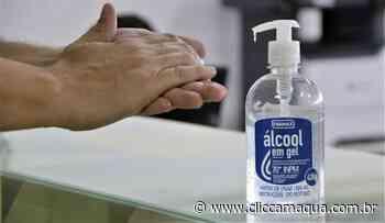 Empresário preso em Canoas vendia álcool gel falsificado até para a APAE - Clic Camaquã - Portal de Notícias