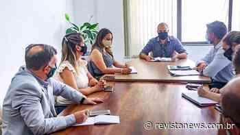 Primeira reunião da transição de governo acontece em Canoas - Revista News