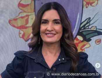 Fátima Bernardes é diagnosticada com câncer de útero - Diário de Canoas