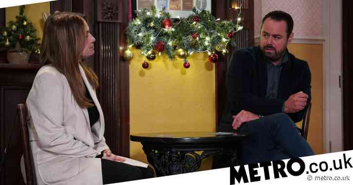 EastEnders spoilers: Horrifying Mick Carter and Katy Lewis affair as the abuser seduces him?