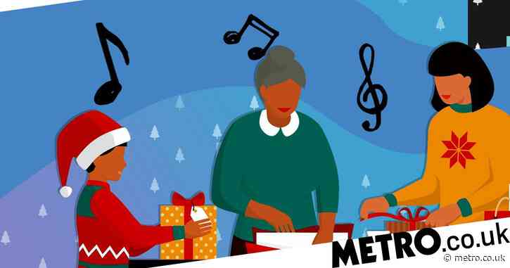 Can listening to Christmas music really boost your mood?