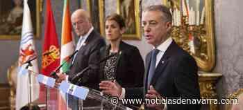 Navarra, Euskadi y Aquitania refuerzan su colaboración para responder conjuntamente al covid - Noticias de Navarra