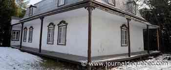 Maison bicentenaire sauvée à Charlesbourg