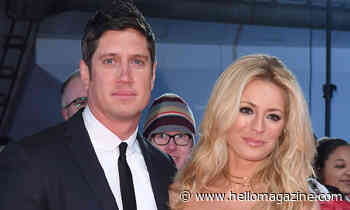 Tess Daly reveals how much weight husband Vernon Kay lost during I'm a Celeb