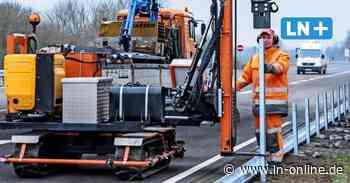 Bundesstraße 205 bei Rickling und Wahlstedt nach Sanierung fertig - Lübecker Nachrichten