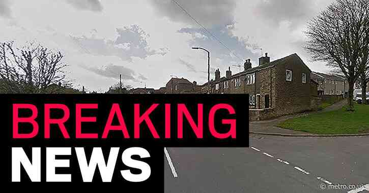 Three people rushed to hospital after explosion at house