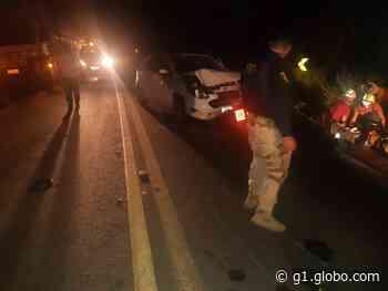 Acidente com motorista embriagado deixa quatro pessoas feridas em Satuba, AL - G1