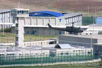Alerta por contagio masivo de COVID-19 en la cárcel de Cómbita, Boyacá | HSB Noticias - HSB Noticias