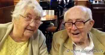 Couple spend 73rd anniversary apart as officials 'won't let them live together'