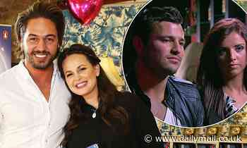 Mark Wright CASHES IN on love rival Mario Falcone's sister Giovanna Fletcher's I'm A Celeb victory