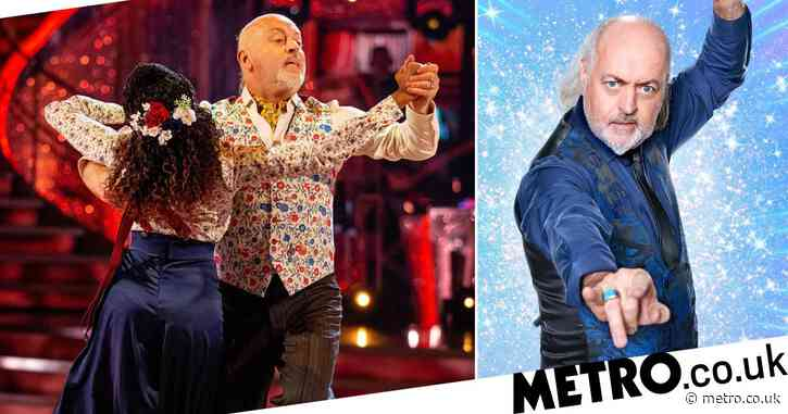 Strictly Come Dancing 2020: Bill Bailey 'under pressure' to win because his mates have bets on him