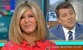 Kate Garraway praises her 'phenomenal' GMB co-host Ben Shephard for his support