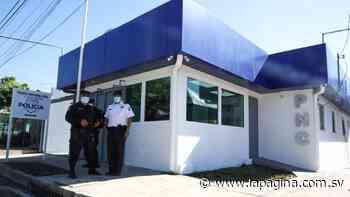 Autoridades inauguran puesto policial en Ciudad Arce, La Libertad - Diario La Página