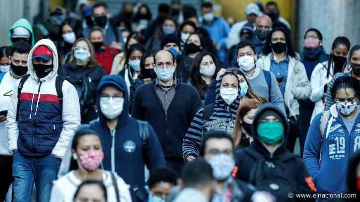 La pandemia está en aumento y supera los 65 millones de contagios