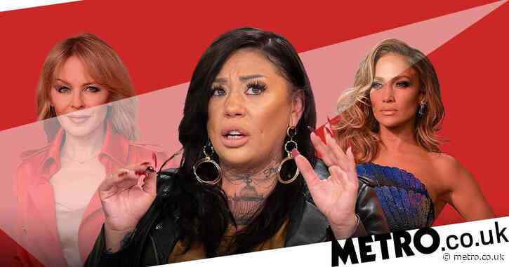 Sugababes star Mutya Buena brutally claims Kylie Minogue and Jennifer Lopez 'can't sing'