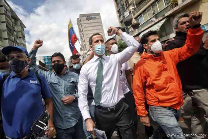 Plebiscito contra las elecciones legislativas, la nueva carta de Guaidó