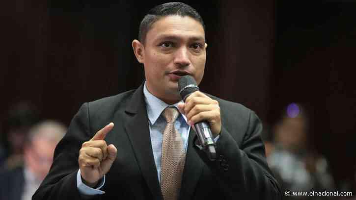 Candidato Leandro Domínguez pidió disculpas por la pelea que protagonizó en Carabobo