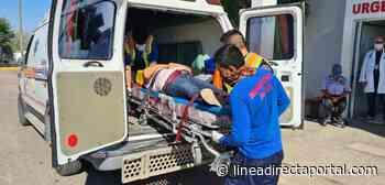 Accidentes en La Cruz de Elota deja 5 lesionados - Linea Directa