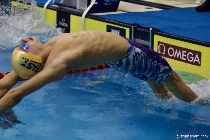 Josh Zuchowski Hits 400 IM Lifetime Best at Florida Virtual Champs Site 2