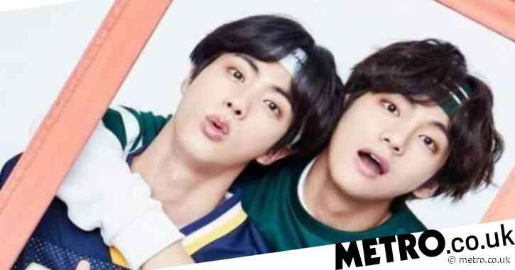 BTS's Jin 'moved' as V organises birthday wishes from famous friends