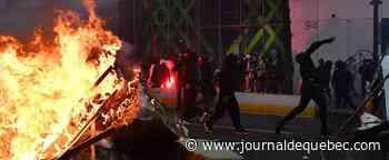 Sérieux incidents lors d'une manifestation pour les libertés à Paris
