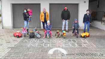 Zehn Fahrzeuge: Kindergarten Alteglofsheim freut sich über Spende - Wochenblatt.de