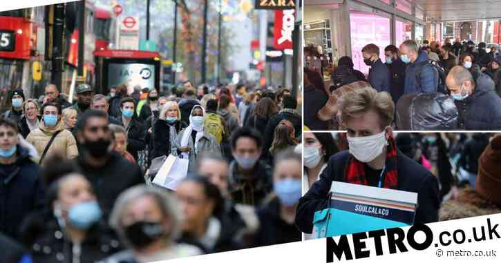 Shoppers expected to spend £1,500,000,000 on first weekend after lockdown