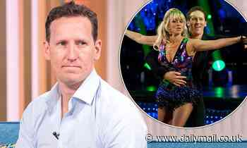 Brendan Cole hits back after he was slammed for his 'irresponsible' face mask claims